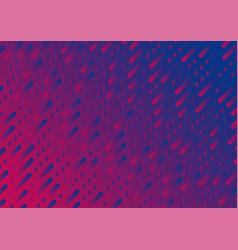blue purple retro geometric minimal abstract vector image