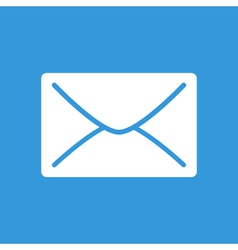 E-mail flat icon vector
