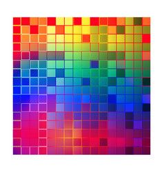 Abstract pixels background4 vector