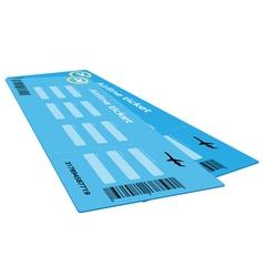 air ticket par vector image