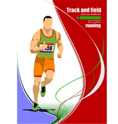 Al 1112 Track and field 01 vector