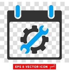 Configuration Tools Calendar Day Eps Icon vector