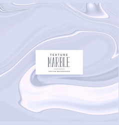abstract marble texture background vector image