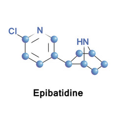 Epibatidine putative alkaloid vector