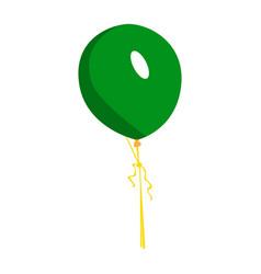 Isolated air balloon vector
