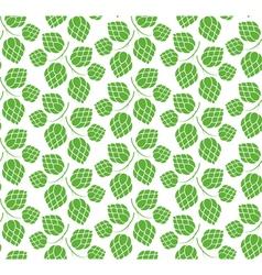 Hop Pattern vector image vector image