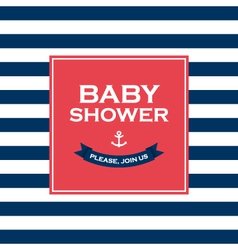 bashower join us vector image