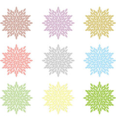 Flower Floral Element vector