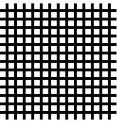 Grid isolated on white background vector