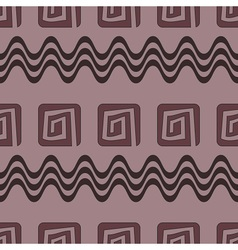 Ethnic African pattern vector image