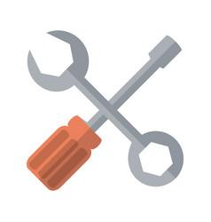 repair tool icon image vector image