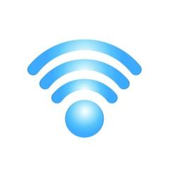 Wi fi icon vector