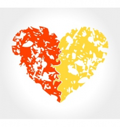 heart5 vector image