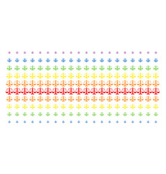 Weight scales shape halftone spectrum array vector