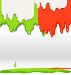 Floud texture background vector image