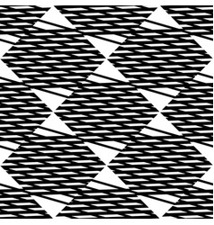 Seamlessly repeatable geometric pattern vector