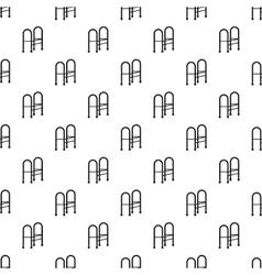 Walker pattern simple style vector