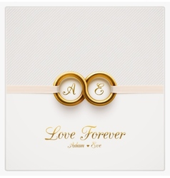 Love Forever vector image