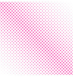 Halftone dot pattern background design vector