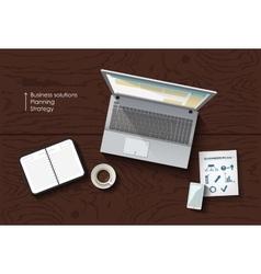 Workspace concept vector
