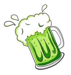 Beer stein vector