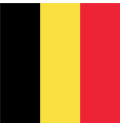 belgium flag wallpaper and background concept vector image