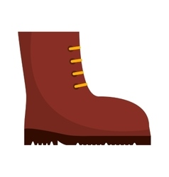 boots work security icon vector image