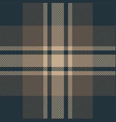 Dark plaid pattern graphic vector