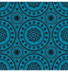 Indian ornamen vector image vector image