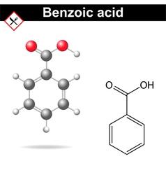 Benzoic acid vector