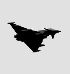 Eurofighter typhoon vector