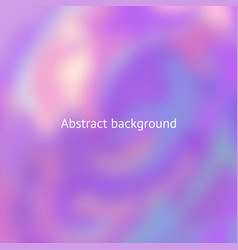 abstract blurry background for design vector image