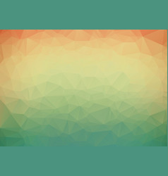 polygon abstract modern polygonal geometric vector image