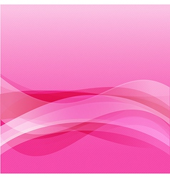 Abstract background Ligth pink curve and wave vector image