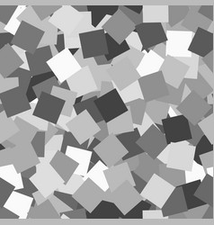 Glitter seamless texture adorable silver particle vector