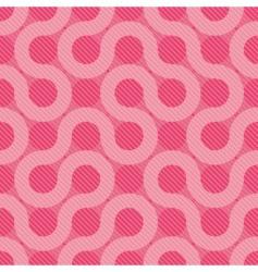 Honeysuckle seamless background vector