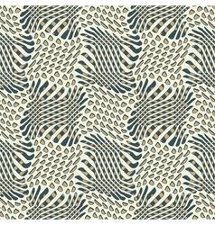 Grid ornament vector