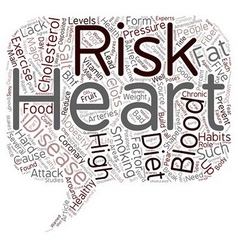 Hard Habits To Break Lead To Heart Disease text vector
