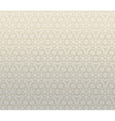 Pattern from decorative elements vector image vector image