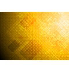 Vibrant hi-tech backdrop vector
