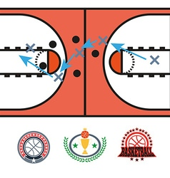 Sports Strategy vector image