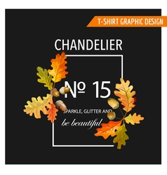 Vintage Floral Graphic Design for T-shirt Fashion vector