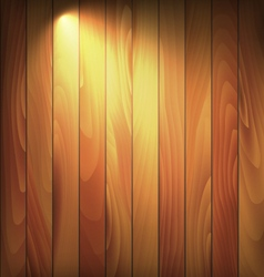 Wooden texture background with planks boards and vector