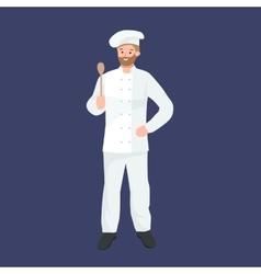 Cooking chefs vector