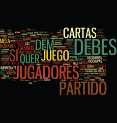 etiqueta de poquer text background word cloud vector image