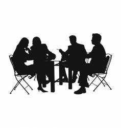 business conference vector image vector image
