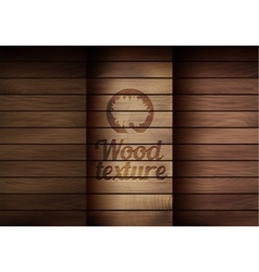 Set of wood texture backgrounds four colors vector image vector image