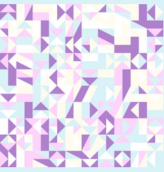 Geometric pattern background design - abstract vector