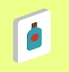 poison computer symbol vector image
