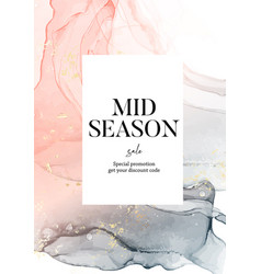 watercolor sublimation background abstract vector image
